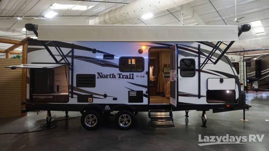 2016 Heartland North Trail 22RBK