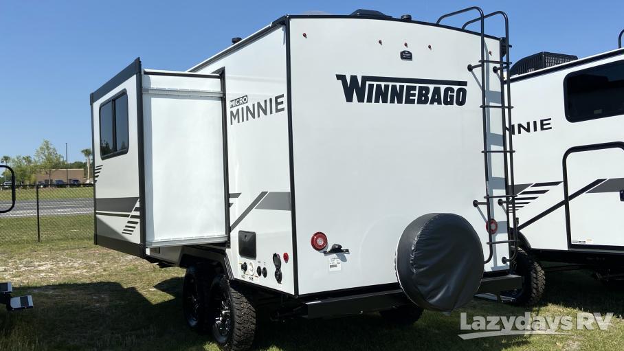2021 Winnebago Industries Towables Micro Minnie 1808FBS