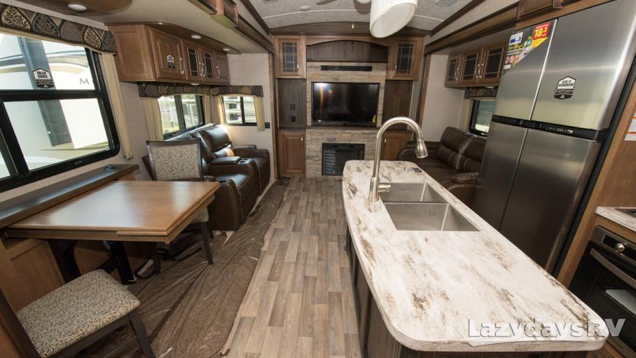 2017 Keystone RV Montana 3000RE
