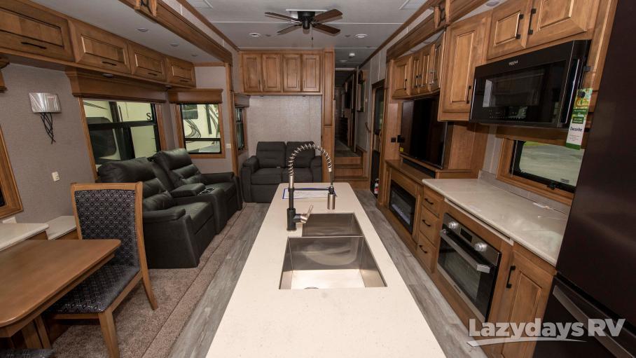 2020 DRV Luxury Suites Mobile Suites 36RKSB