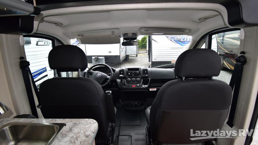 2018 ERWIN HYMER Sunlight Van One