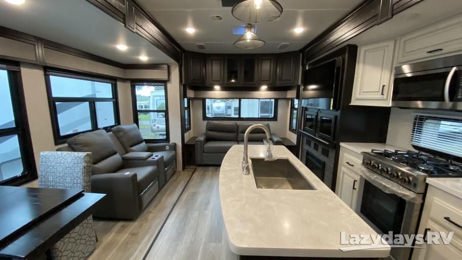 2021 Highland Ridge RV Open Range 314RLS