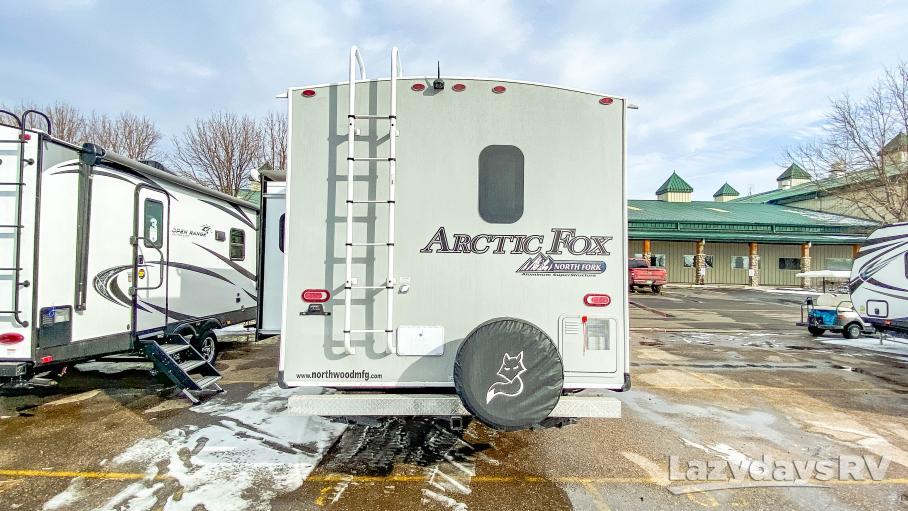 2021 Northwood Arctic Fox North Fork 25R