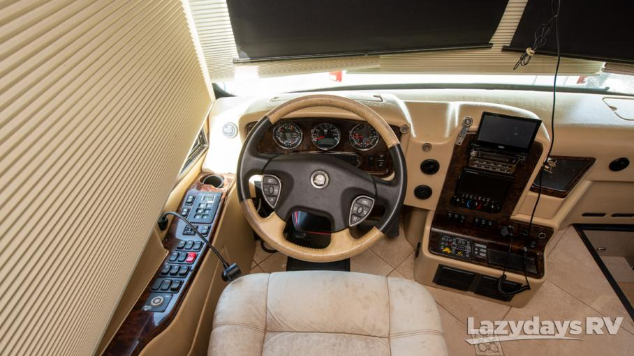 2008 Monaco Signature COMMANDER IV