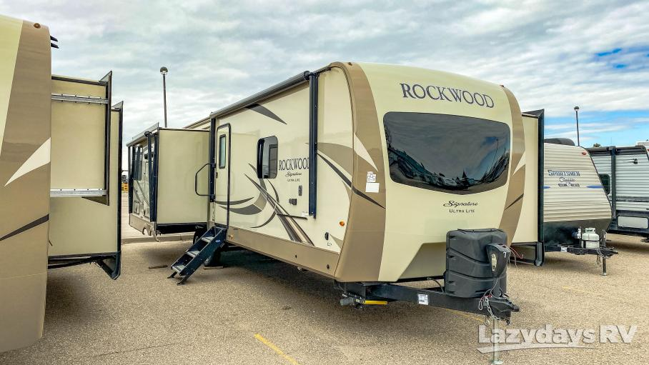 2018 Forest River RV Rockwood Signature Ultra Lite