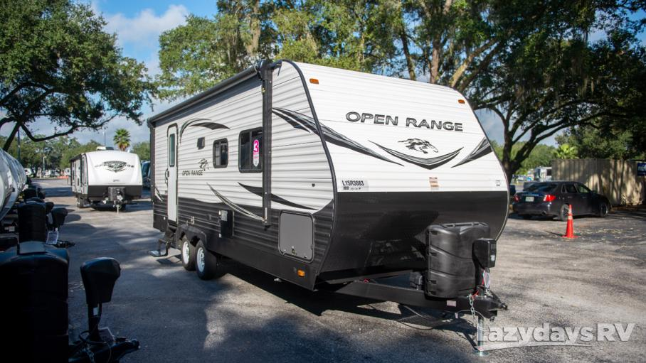 2020 Highland Ridge RV Open Range Conventional 21RBS