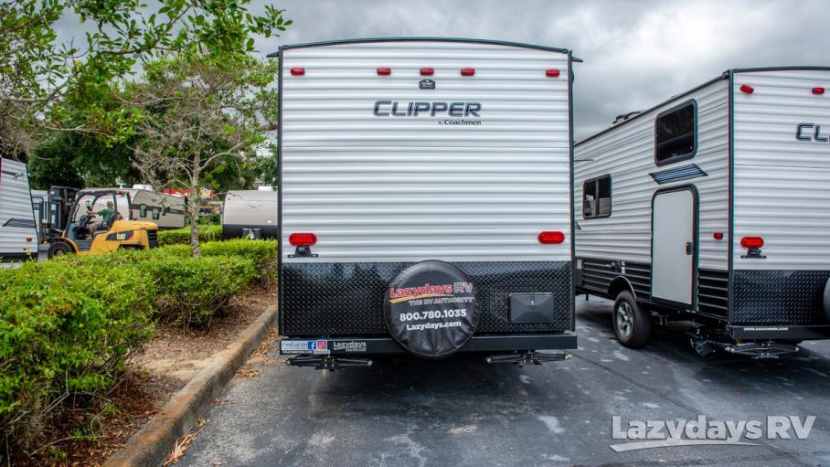2020 Coachmen Clipper 17FQS