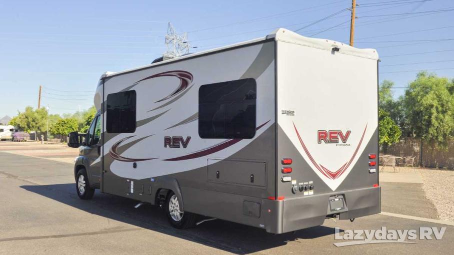 2017 Dynamax REV RVC24TB
