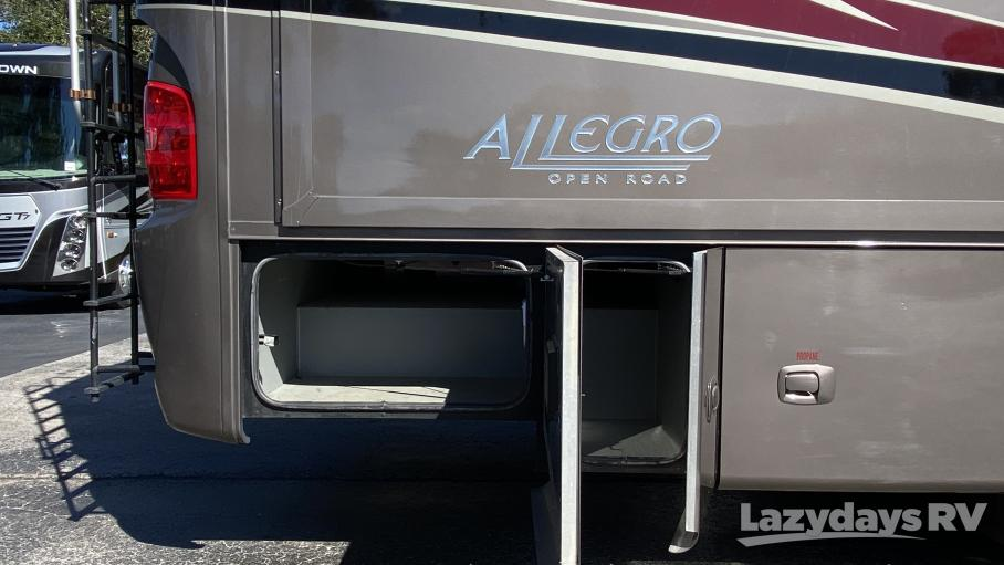 2015 Tiffin Motorhomes Allegro 35 QBA