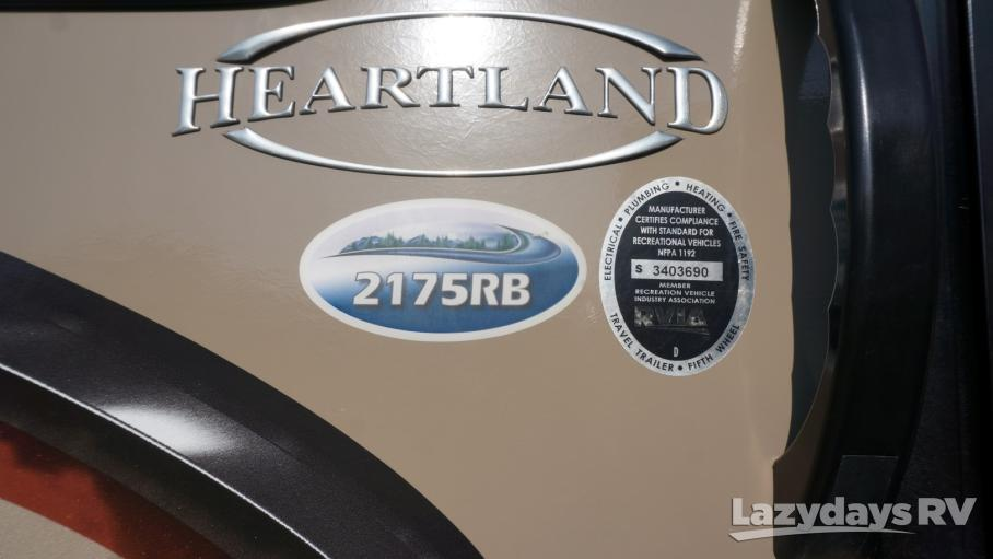 2014 Heartland Wilderness  2175RB