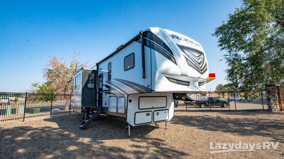 2021 Forest River RV Vengeance Rogue Armored 383V16