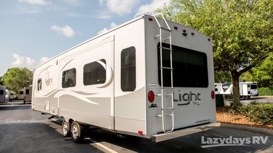 2017 Open Range Light 272RLS