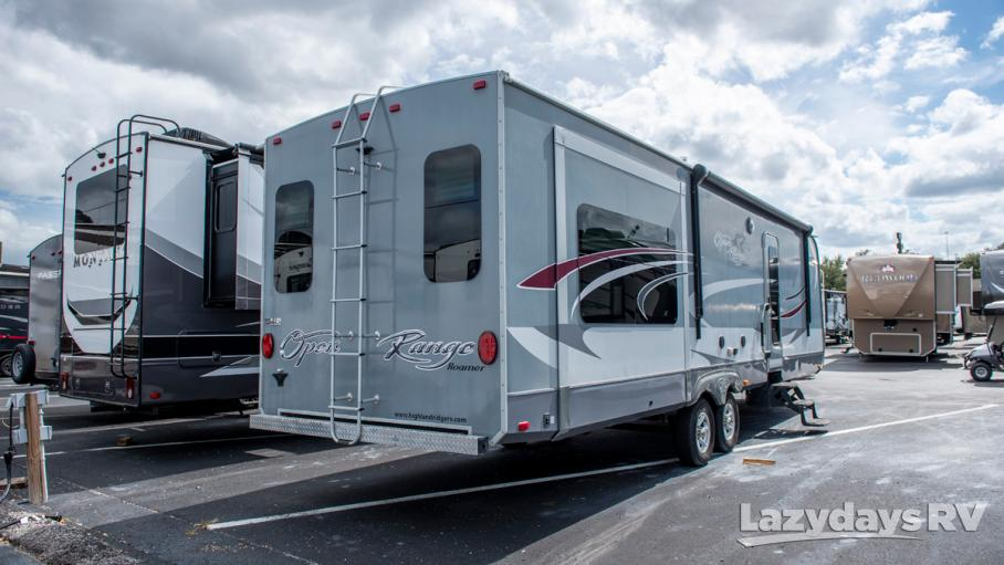 2016 Highland Ridge RV Roamer 320RES