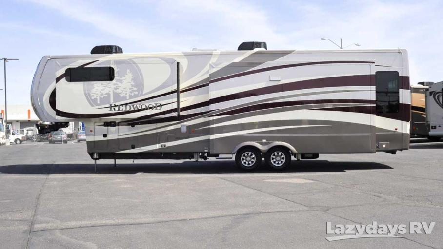 2017 Redwood RV Redwood 36RL