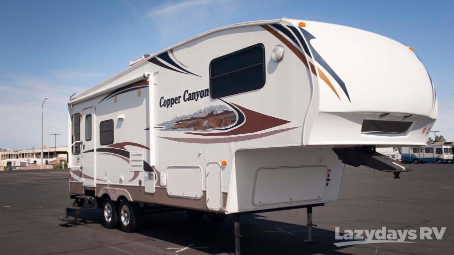 2009 Keystone RV Copper Canyon 340FWRKS