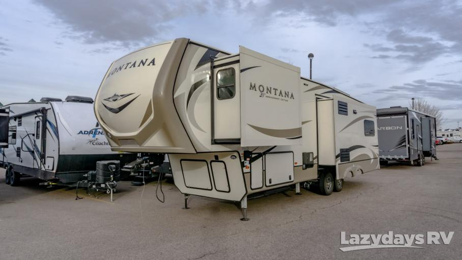 2019 Keystone RV Montana 3130RE