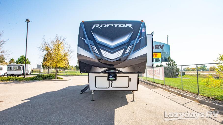 2021 Keystone RV Raptor 356