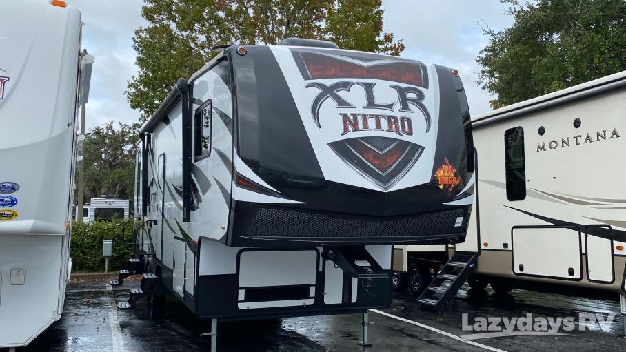 2018 Forest River XLR Nitro 5th 29DKS