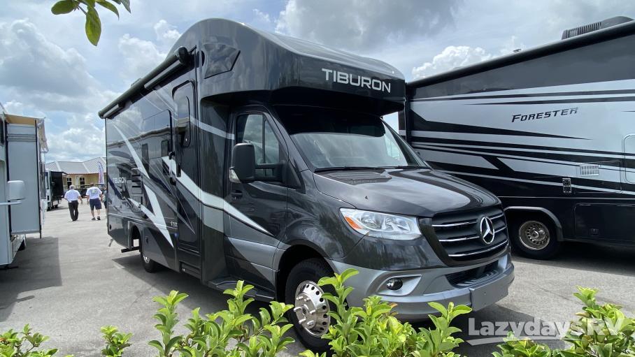 2021 Thor Motor Coach Tiburon