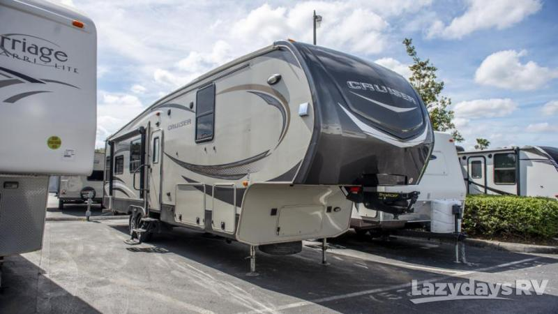 2016 Crossroads RV Cruiser Aire