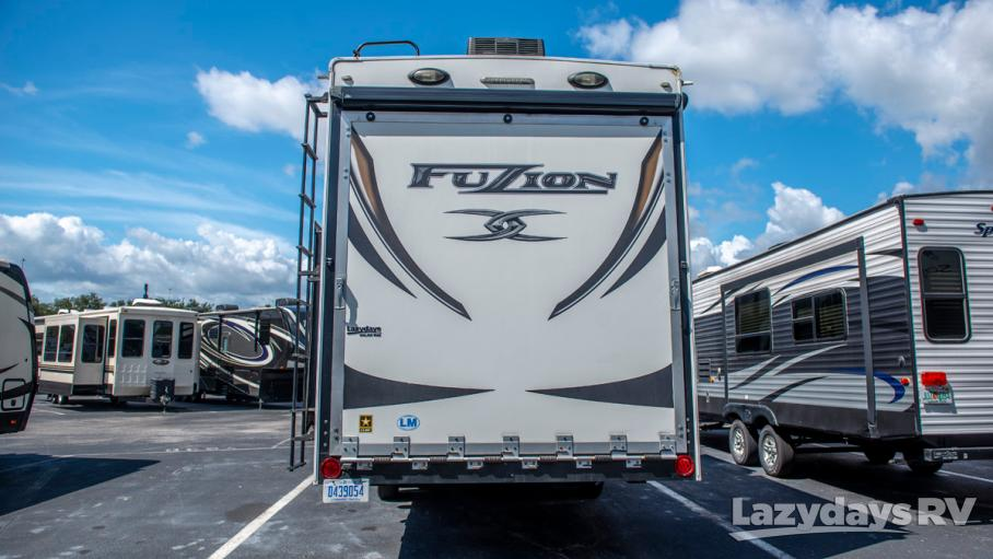 2014 Keystone RV Fuzion 342