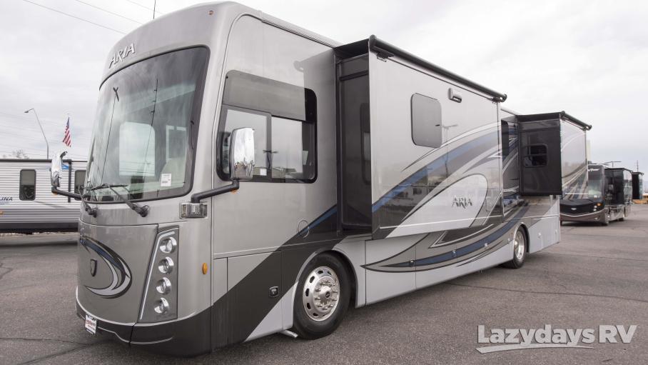 2021 Thor Motor Coach Aria 3701