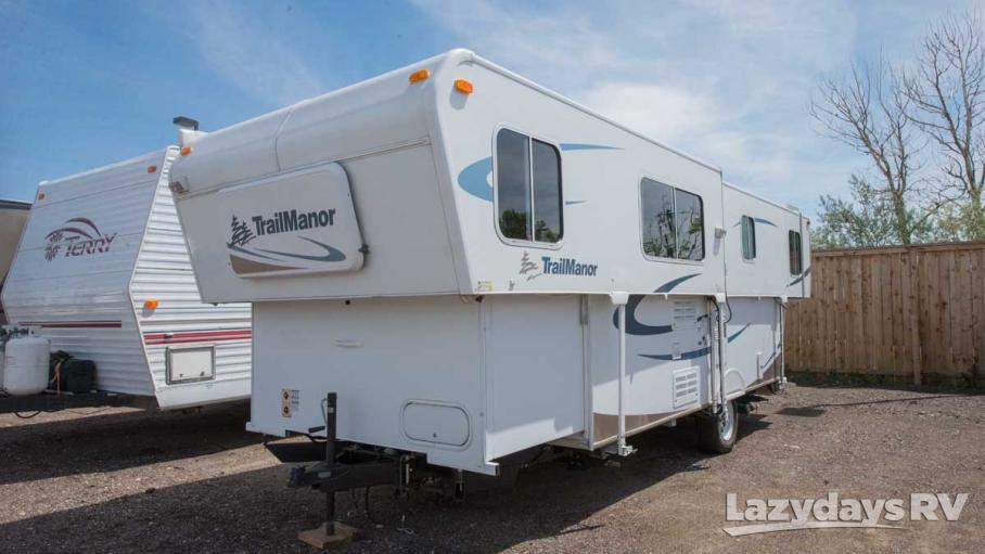 2009 TrailManor TrailManor 2720SD