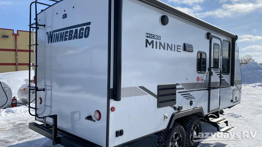 2021 Winnebago Industries Towables Micro Minnie 2108FBS