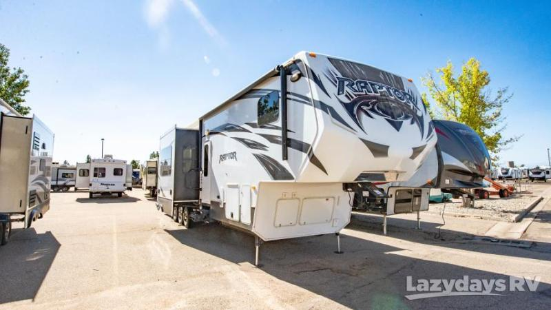 2014 Keystone RV Raptor