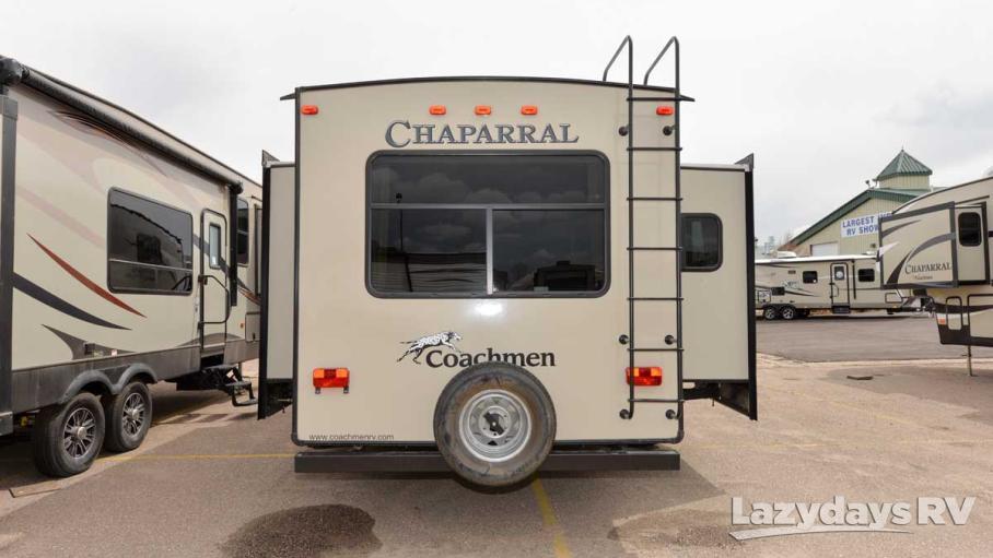 2017 Coachmen Chaparral Lite 31RLS