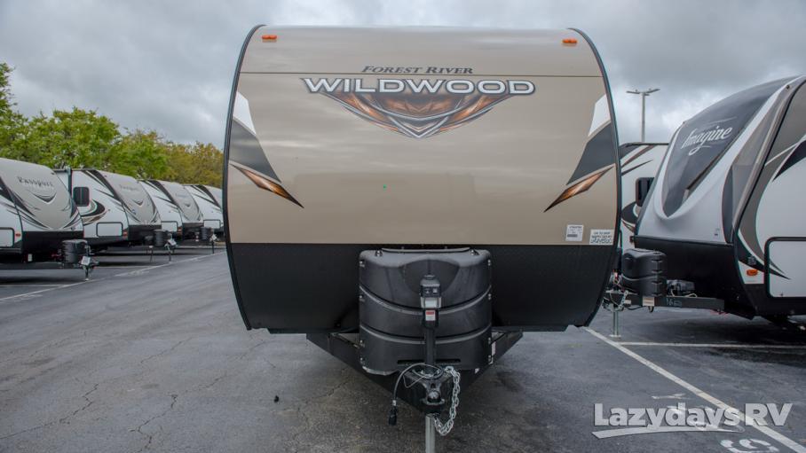 2018 Forest River Wildwood 28RLSS