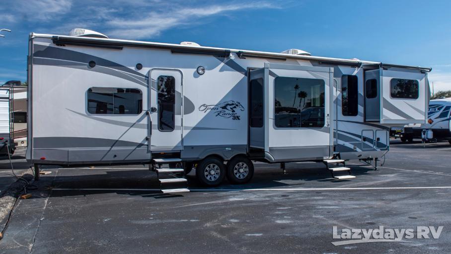 2018 Highland Ridge RV Open Range 3X 377FLR
