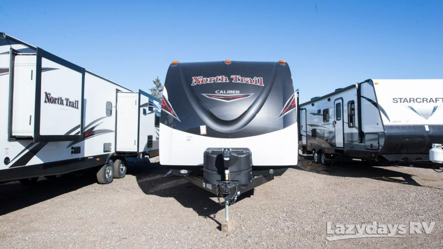 2018 Heartland North Trail 33BUDS