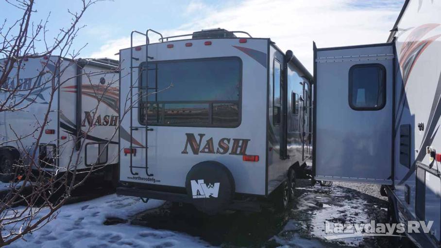 2016 Northwood Nash 17K