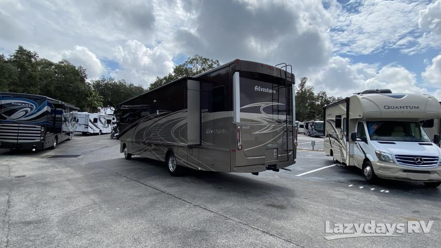 2016 Winnebago Adventurer 37FS