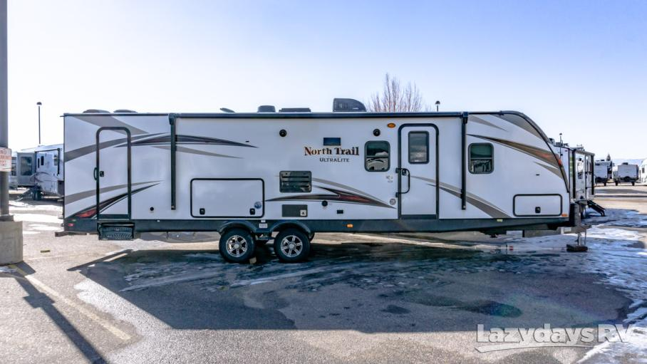 2019 Heartland North Trail 31BHDD