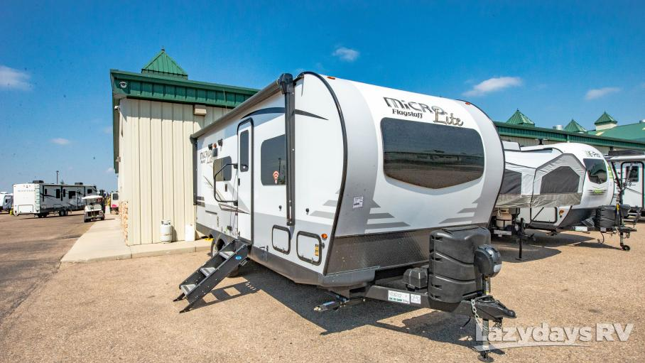 2021 Forest River Flagstaff Micro Lite 22TBS