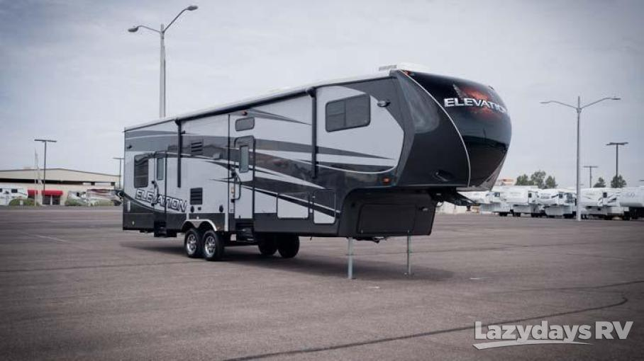 2013 Crossroads RV Elevation 3310
