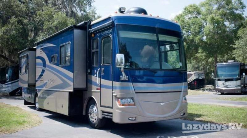 2007 Fleetwood RV Discovery