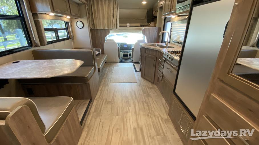2019 Entegra Coach Odyssey 26D