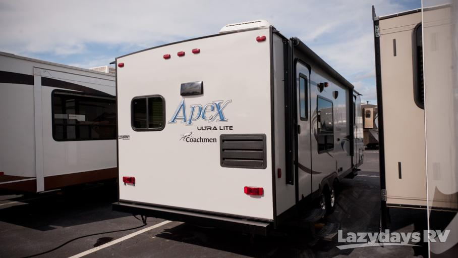 2015 Coachmen Apex 258RKS