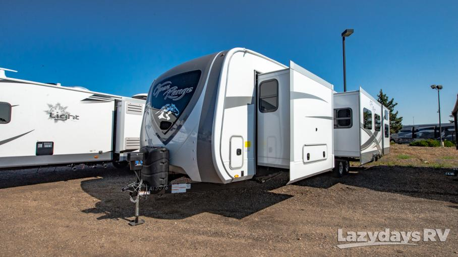 2021 Highland Ridge RV Open Range 330BHS