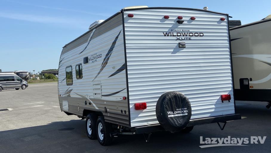2018 Forest River RV Wildwood X-Lite 171RBXL