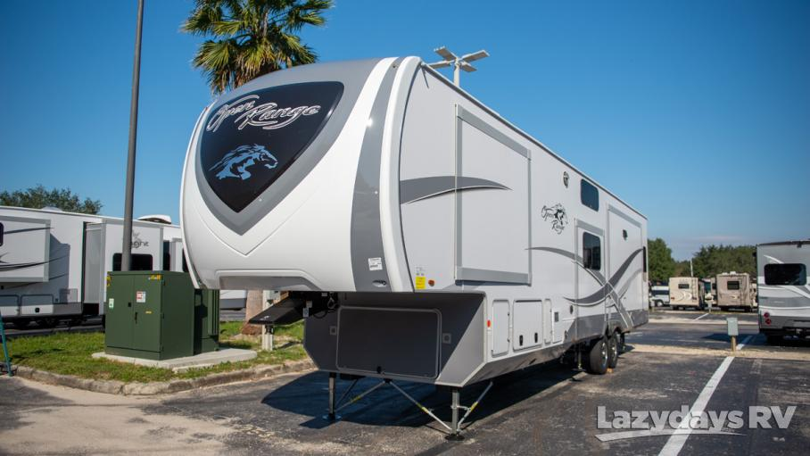 2020 Highland Ridge RV Open Range 371MBH