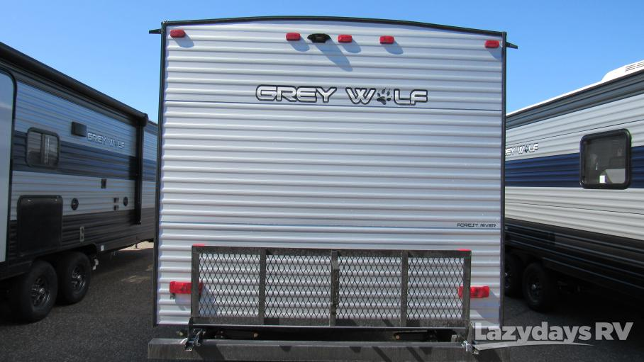 2021 Forest River Cherokee Grey Wolf 26DJSE