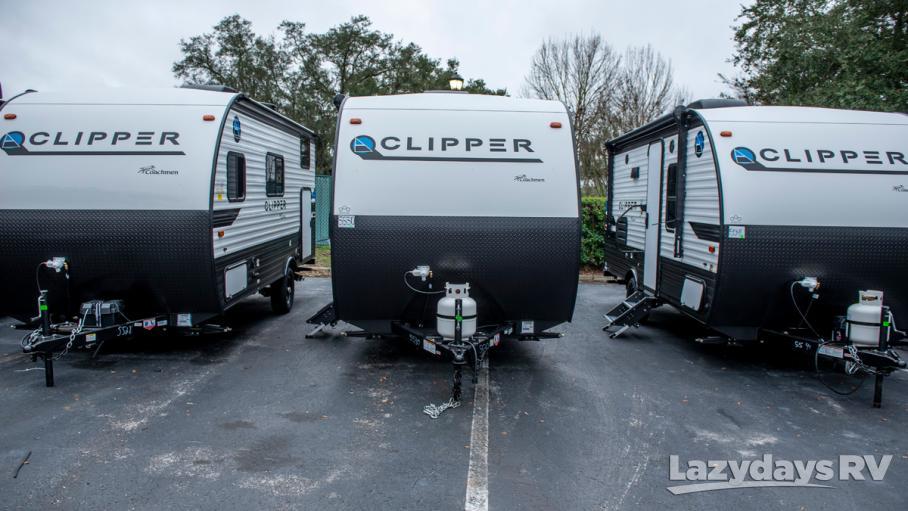 2020 Coachmen Clipper 17BH