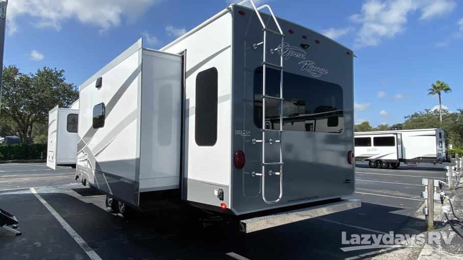 2021 Highland Ridge RV Open Range 323RLS