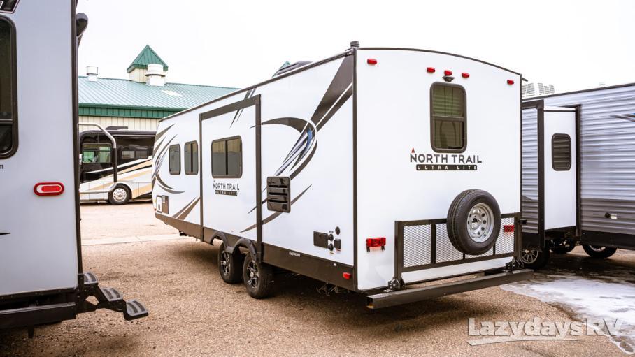 2020 Heartland North Trail 22FBS