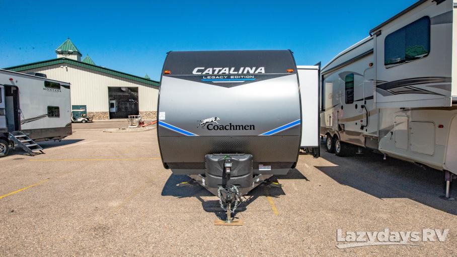 2021 Coachmen Catalina Legacy Edition 303RKDS