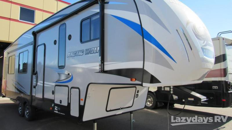 2021 Forest River RV Cherokee Arctic Wolf